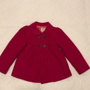 Old Navy girls pea coat
